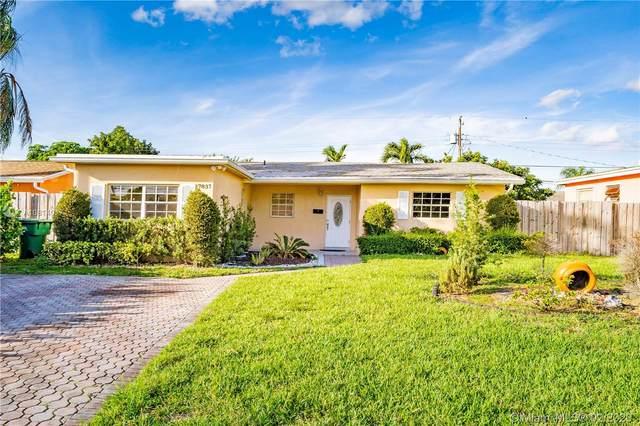 7837 Orleans St, Miramar, FL 33023 (MLS #A10814017) :: Berkshire Hathaway HomeServices EWM Realty