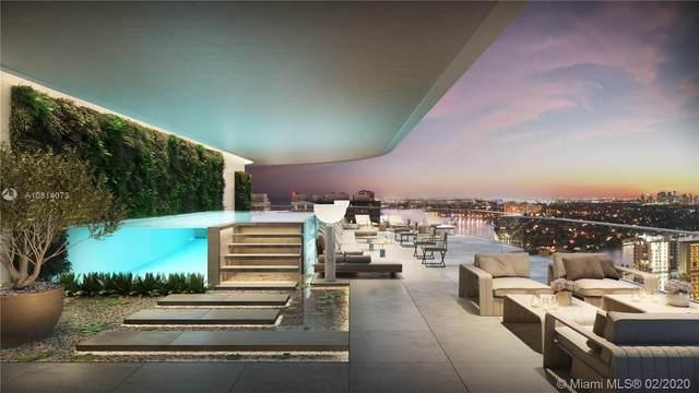525 N Fort Lauderdale Beach Blvd #2201, Fort Lauderdale, FL 33304 (MLS #A10814073) :: The Rose Harris Group