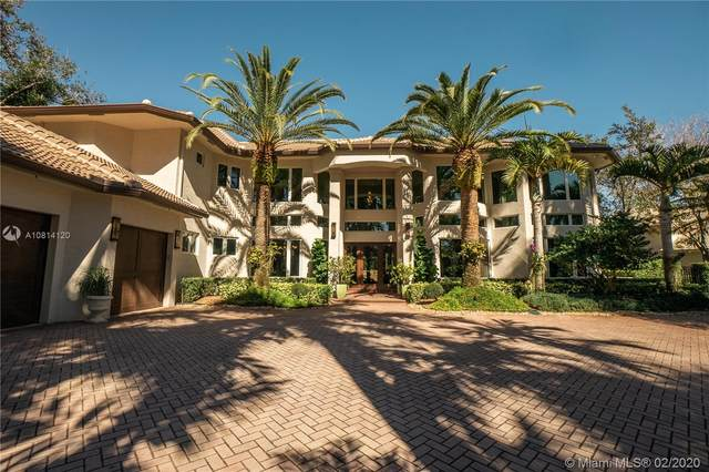 2668 Riviera Manor, Weston, FL 33332 (MLS #A10814120) :: The Paiz Group