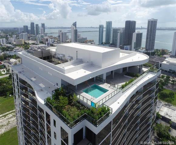 1600 NE 1st Ave #1011, Miami, FL 33132 (MLS #A10814268) :: Berkshire Hathaway HomeServices EWM Realty