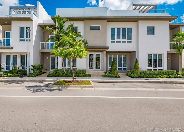 6325 NW 104th Path #6325, Doral, FL 33178 (MLS #A10814311) :: Berkshire Hathaway HomeServices EWM Realty