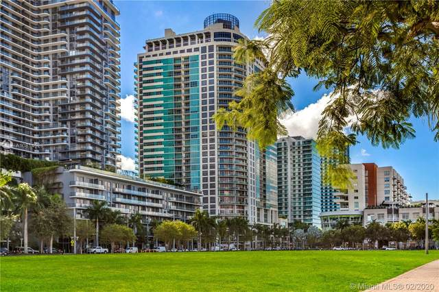 3301 NE 1st Ave H2110, Miami, FL 33137 (MLS #A10814526) :: Green Realty Properties