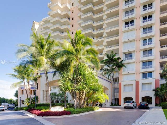 791 Crandon Blvd #303, Key Biscayne, FL 33149 (MLS #A10814531) :: Prestige Realty Group