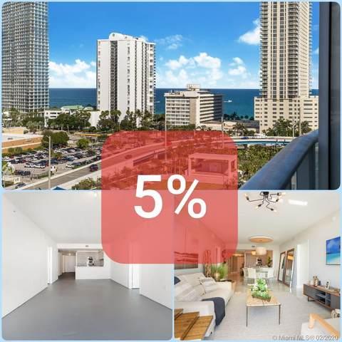 300 W Sunny Isles Blvd 4-1205, Sunny Isles Beach, FL 33160 (MLS #A10814672) :: United Realty Group