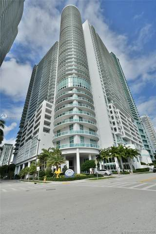 1800 N Bayshore Dr #1404, Miami, FL 33132 (MLS #A10814701) :: Green Realty Properties