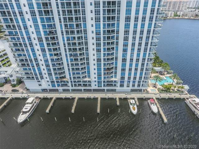 17301 Biscayne Blvd #2004, North Miami Beach, FL 33160 (MLS #A10814733) :: The Paiz Group