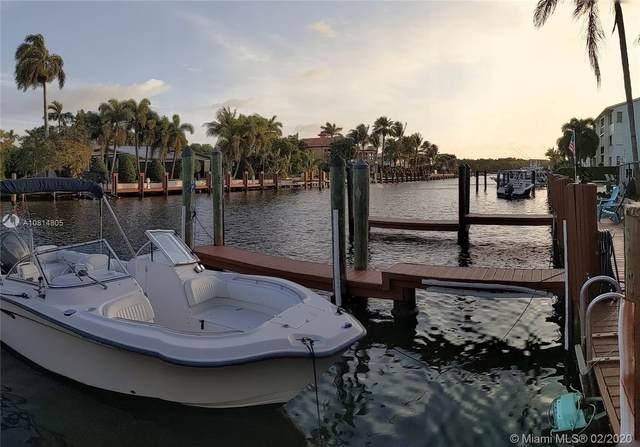 2739 NE 15th St #2739, Fort Lauderdale, FL 33304 (MLS #A10814805) :: Grove Properties