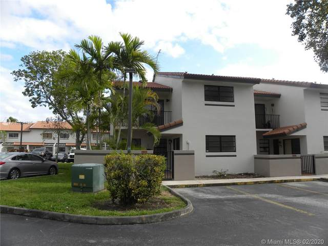13432 SW 62nd St R101, Miami, FL 33183 (MLS #A10814825) :: Green Realty Properties