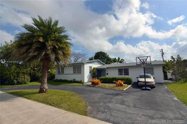 8580 SW 27th Ter, Miami, FL 33155 (#A10814914) :: Dalton Wade