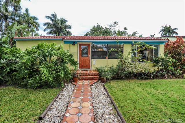 1516 Mayo St, Hollywood, FL 33020 (MLS #A10814920) :: The Teri Arbogast Team at Keller Williams Partners SW