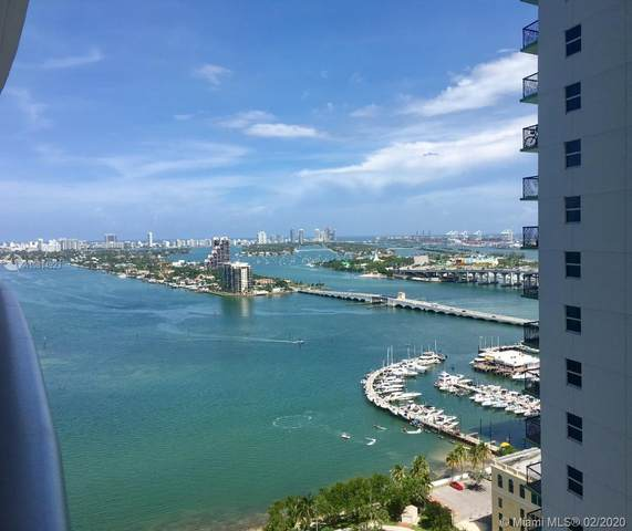 488 NE 18th St #2608, Miami, FL 33132 (MLS #A10814923) :: Berkshire Hathaway HomeServices EWM Realty
