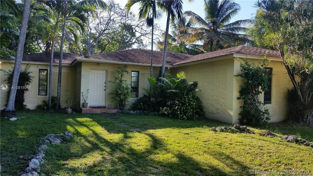 15955 SW 90th Ave, Palmetto Bay, FL 33157 (MLS #A10815016) :: Green Realty Properties