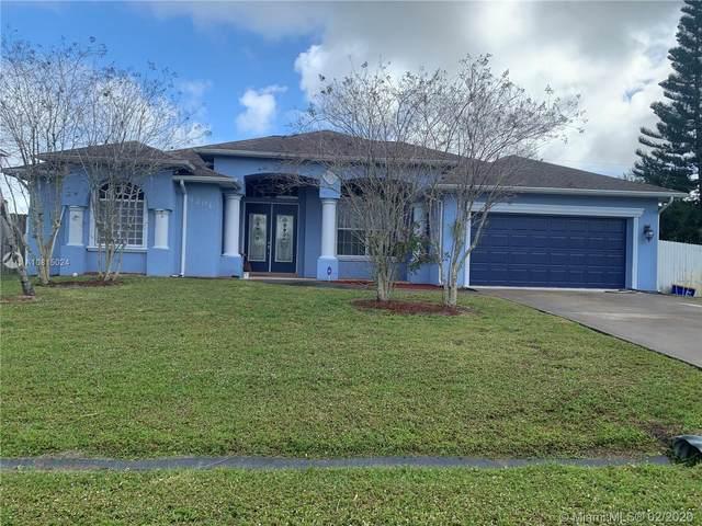 4201 SW Tumble Street, Port Saint Lucie, FL 34953 (MLS #A10815024) :: The Paiz Group