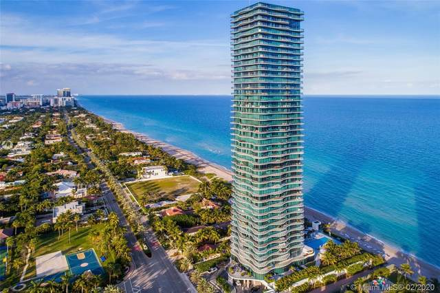 19575 Collins Ave #9, Sunny Isles Beach, FL 33160 (MLS #A10815078) :: ONE Sotheby's International Realty