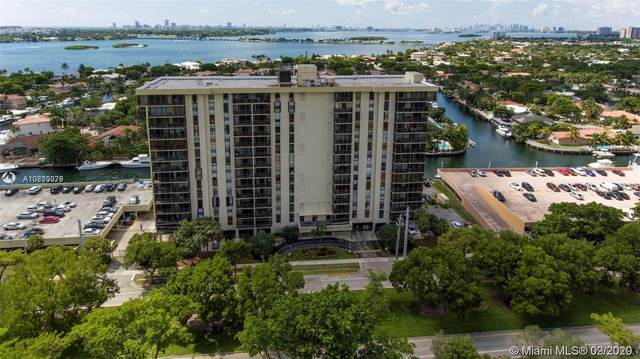 2500 NE 135th St B808, North Miami, FL 33181 (MLS #A10815079) :: The Teri Arbogast Team at Keller Williams Partners SW