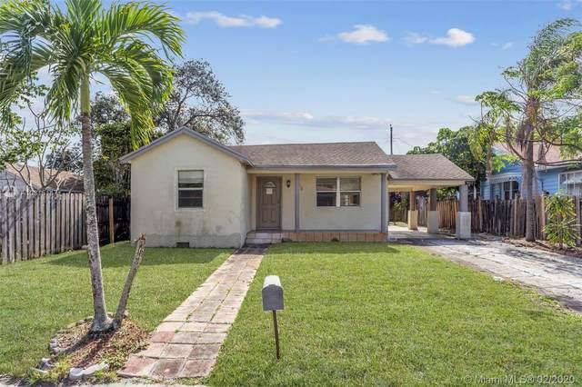710 W Lakewood Rd, West Palm Beach, FL 33405 (MLS #A10815147) :: Green Realty Properties