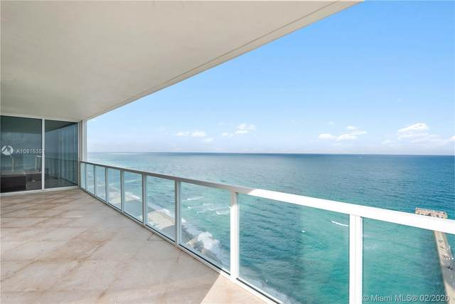16699 Collins Ave #2002, Sunny Isles Beach, FL 33160 (MLS #A10815351) :: United Realty Group
