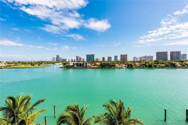 10201 E Bay Harbor Dr #407, Bay Harbor Islands, FL 33154 (MLS #A10815401) :: Lucido Global