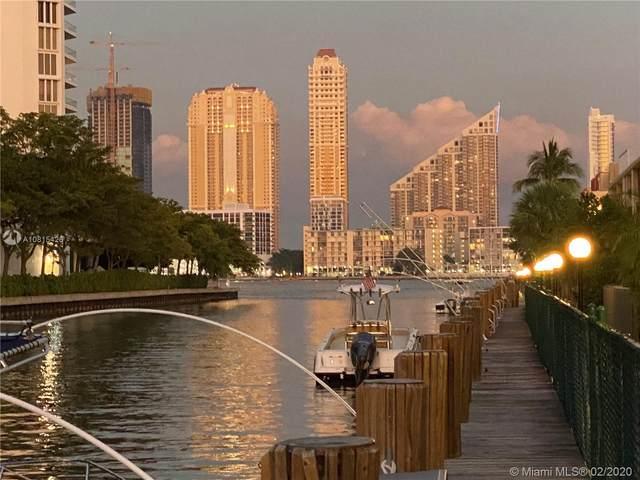 3745 NE 171st St #48, North Miami Beach, FL 33160 (MLS #A10815426) :: Berkshire Hathaway HomeServices EWM Realty