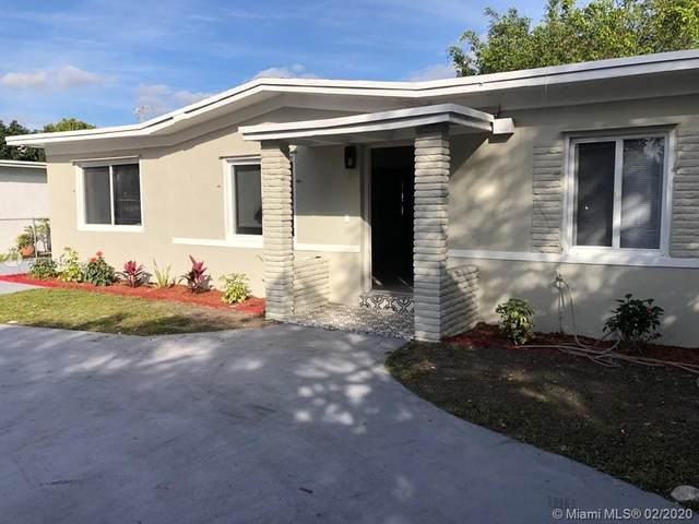 14075 NW 5th Pl, North Miami, FL 33168 (MLS #A10815450) :: The Jack Coden Group