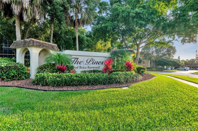 23370 Carolwood Ln #103, Boca Raton, FL 33428 (MLS #A10815524) :: Berkshire Hathaway HomeServices EWM Realty