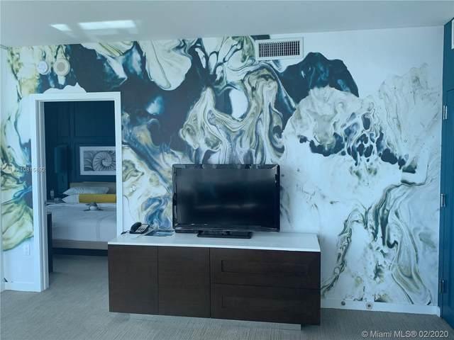 17315 Collins Ave #2205, Sunny Isles Beach, FL 33160 (MLS #A10815692) :: Berkshire Hathaway HomeServices EWM Realty