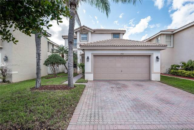1904 SW 149th Ave, Miramar, FL 33027 (MLS #A10815714) :: THE BANNON GROUP at RE/MAX CONSULTANTS REALTY I