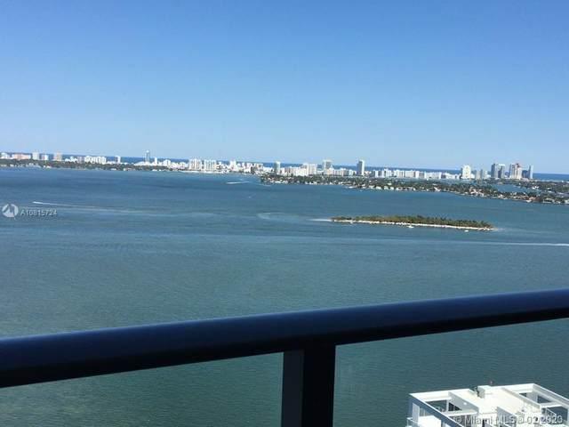 460 NE 28th St #3105, Miami, FL 33137 (MLS #A10815724) :: Berkshire Hathaway HomeServices EWM Realty