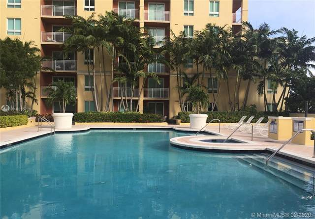 7350 SW 89th St 606S, Miami, FL 33156 (MLS #A10815729) :: Green Realty Properties