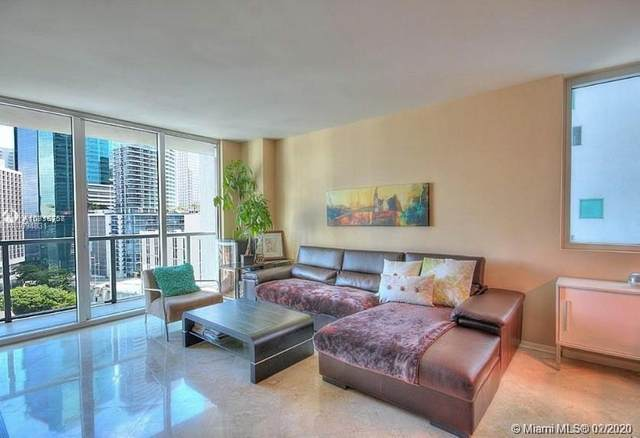 55 SE 6th St #1507, Miami, FL 33131 (MLS #A10815757) :: The Teri Arbogast Team at Keller Williams Partners SW