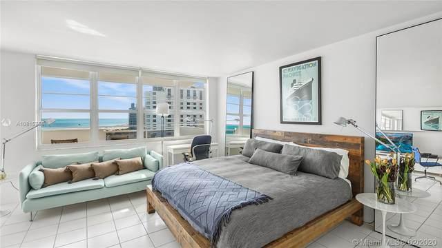 100 Lincoln Rd #1240, Miami Beach, FL 33139 (MLS #A10815766) :: The Paiz Group