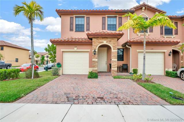 124 SE 34th Ter #124, Homestead, FL 33033 (MLS #A10815823) :: Prestige Realty Group