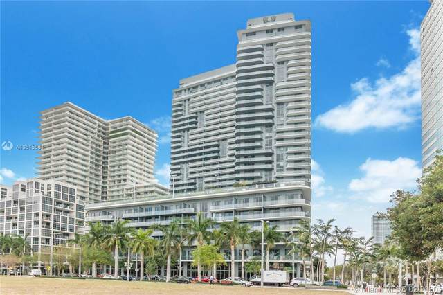 3401 NE 1ST AVE #1709, Miami, FL 33137 (MLS #A10815881) :: The Jack Coden Group