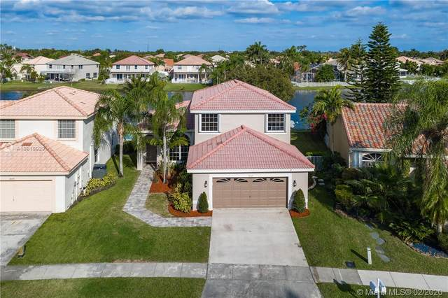 18129 SW 3rd St, Pembroke Pines, FL 33029 (MLS #A10815929) :: Berkshire Hathaway HomeServices EWM Realty