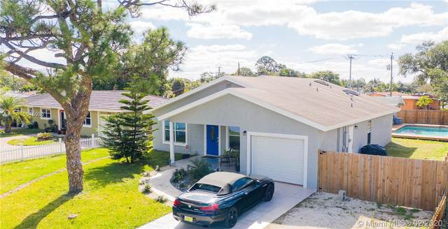 1246 NE 36th St, Oakland Park, FL 33334 (MLS #A10815986) :: Grove Properties