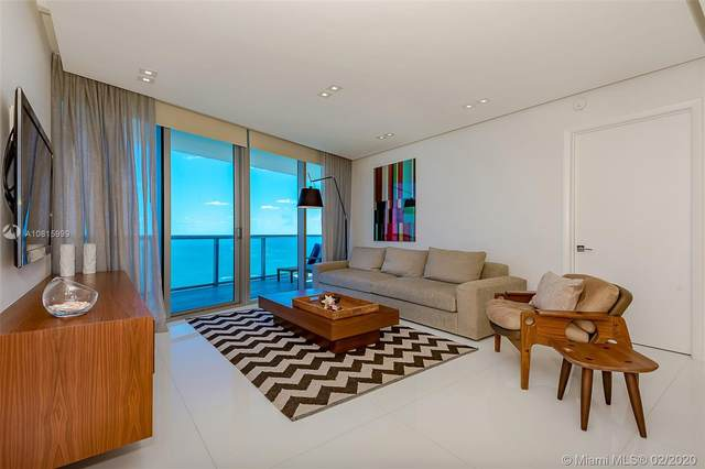 17001 Collins Ave #2502, Sunny Isles Beach, FL 33160 (MLS #A10815999) :: The Riley Smith Group