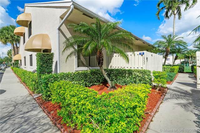 10233 NW 33rd St #10233, Sunrise, FL 33351 (MLS #A10816017) :: Castelli Real Estate Services