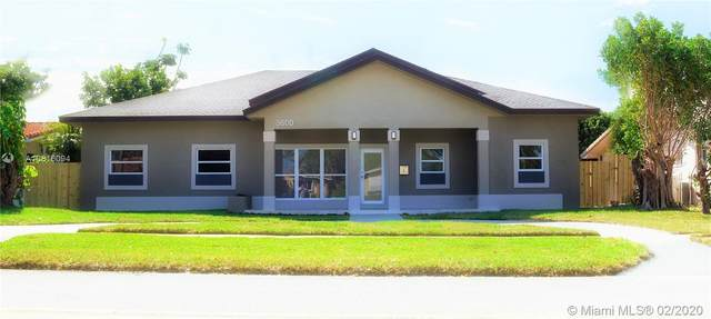 3600 S Longfellow Cir, Hollywood, FL 33021 (MLS #A10816094) :: Green Realty Properties