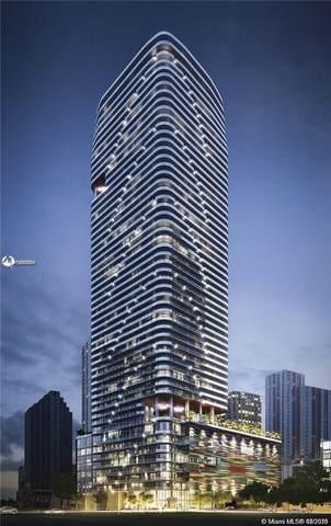 801 S Miami Ave #3808, Miami, FL 33130 (MLS #A10816254) :: Berkshire Hathaway HomeServices EWM Realty