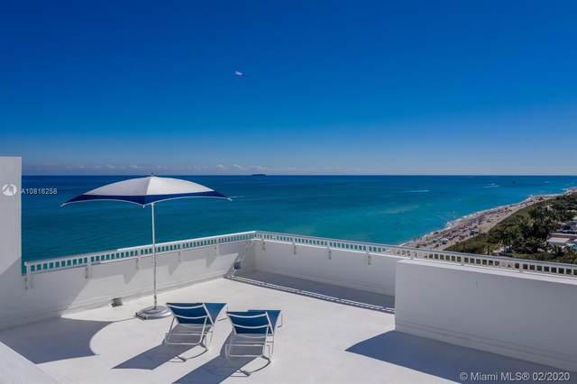 5401 Collins Ave #1208, Miami Beach, FL 33140 (MLS #A10816258) :: Grove Properties