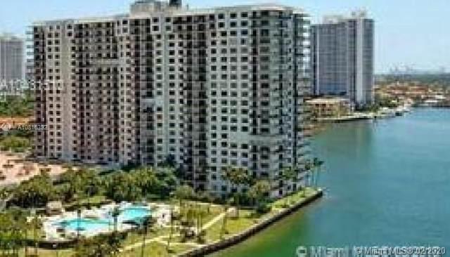 18151 NE 31st Ct #602, Aventura, FL 33160 (MLS #A10816332) :: Berkshire Hathaway HomeServices EWM Realty
