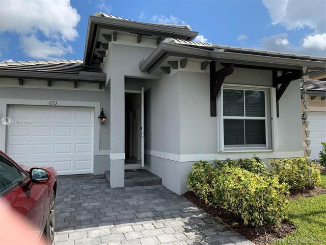 273 SE 31st Ave, Homestead, FL 33033 (MLS #A10816341) :: Berkshire Hathaway HomeServices EWM Realty