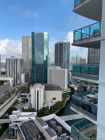 350 S Miami Ave #3403, Miami, FL 33130 (MLS #A10816429) :: Castelli Real Estate Services