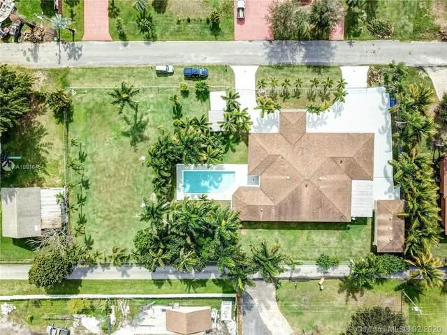 19705 SW 14th St, Pembroke Pines, FL 33029 (MLS #A10816454) :: GK Realty Group LLC
