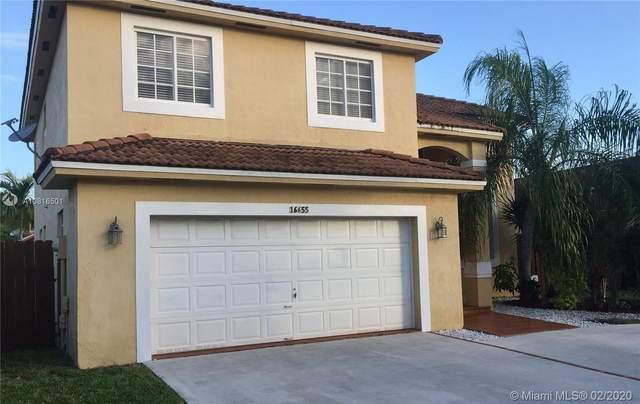 16655 SW 91st Ter, Miami, FL 33196 (MLS #A10816501) :: Berkshire Hathaway HomeServices EWM Realty