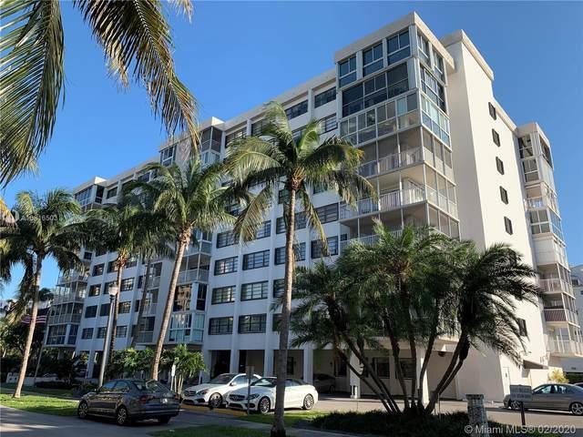 550 Ocean Drive 2D, Key Biscayne, FL 33149 (MLS #A10816503) :: Patty Accorto Team