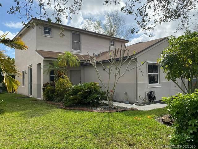 225 NW 207th Ter, Pembroke Pines, FL 33029 (MLS #A10816573) :: GK Realty Group LLC