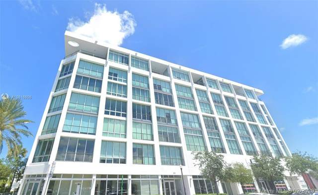 8101 Biscayne Blvd R-308, Miami, FL 33138 (MLS #A10816606) :: Castelli Real Estate Services