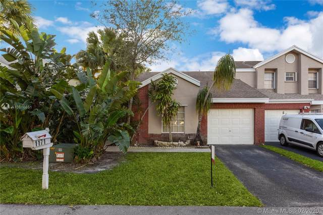 1171 SW 110th Ln #1171, Davie, FL 33324 (MLS #A10816651) :: Grove Properties