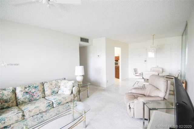 6600 Cypress Rd #507, Plantation, FL 33317 (MLS #A10816681) :: The Jack Coden Group